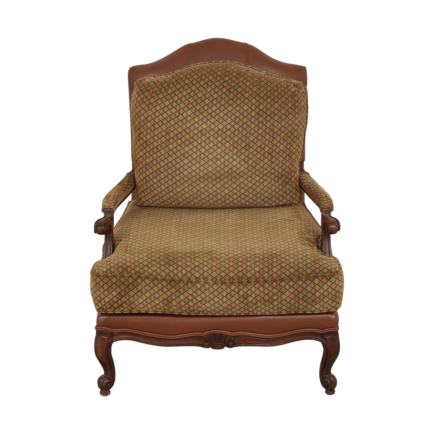 Ethan Allen Ethan Allen Upholstered Accent Chair for sale