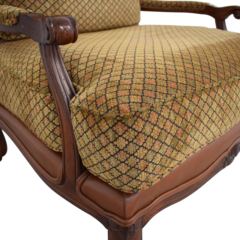 buy Ethan Allen Upholstered Accent Chair Ethan Allen