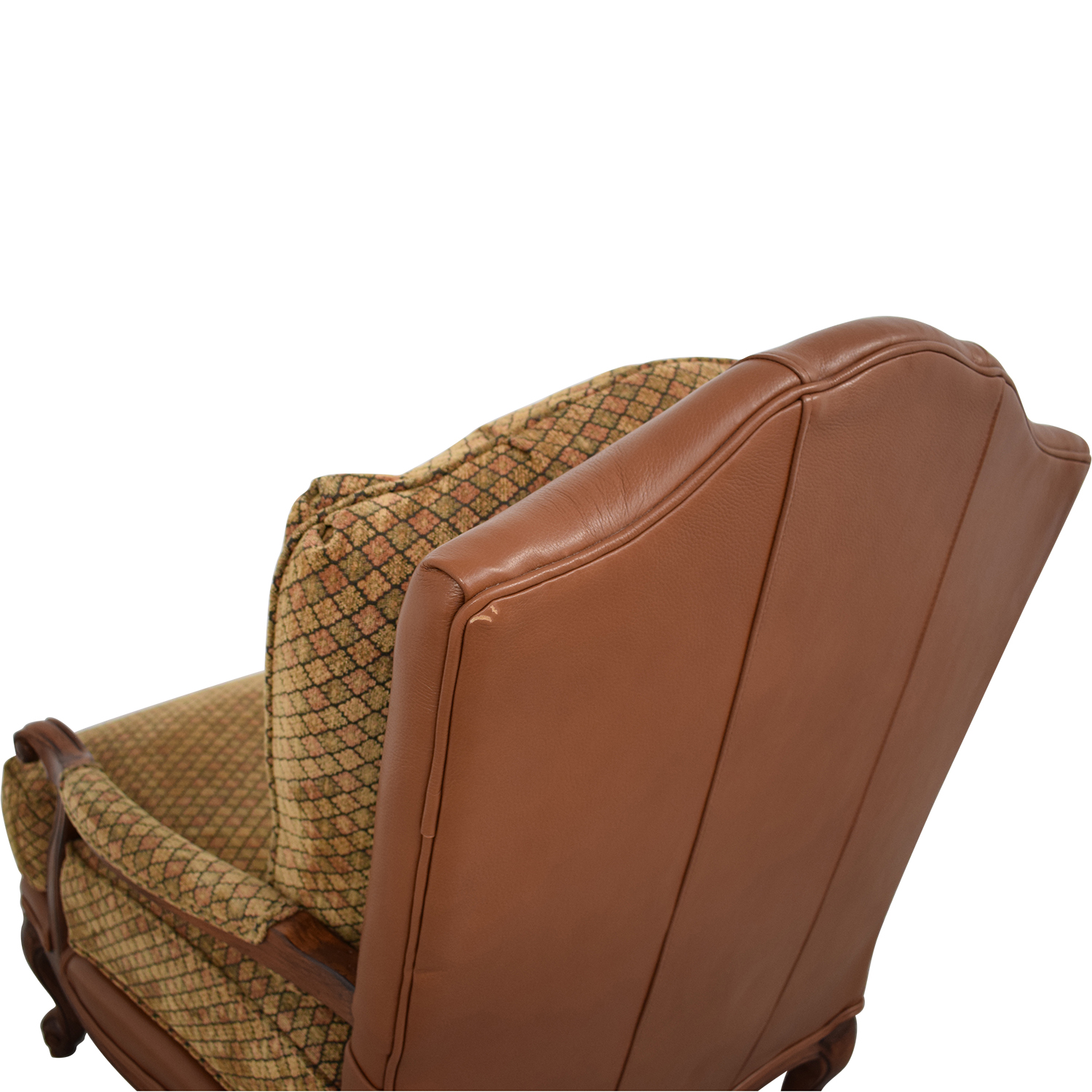 Ethan Allen Ethan Allen Upholstered Accent Chair price