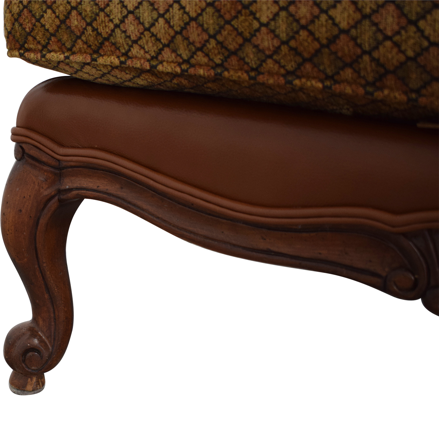 Ethan Allen Ethan Allen Upholstered Accent Chair dimensions