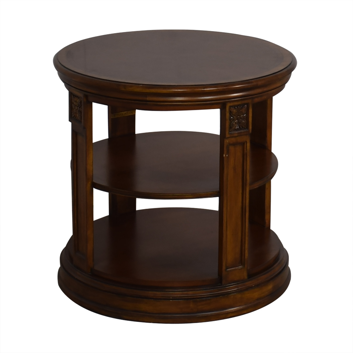 Ethan Allen Library Table / End Tables