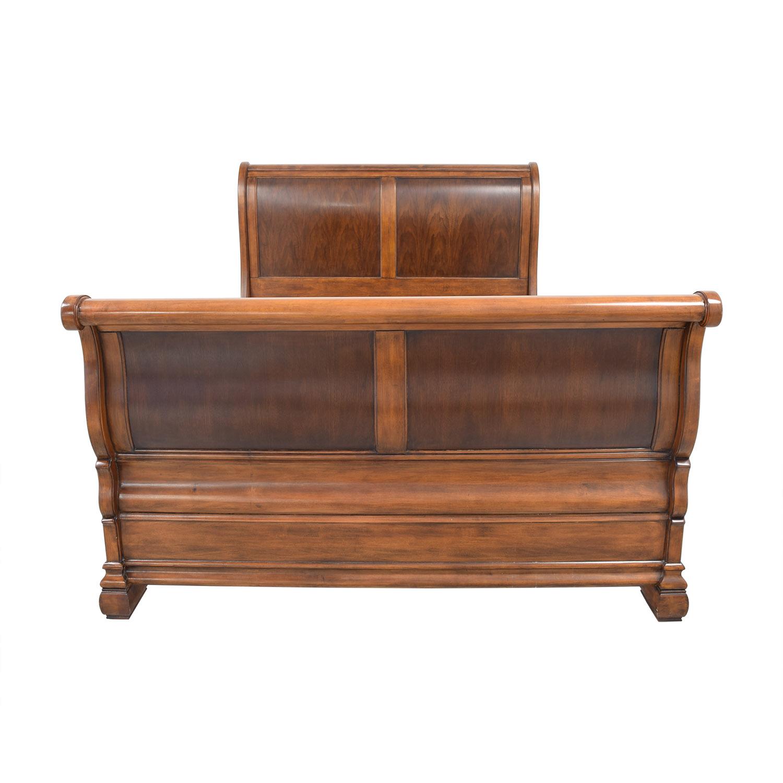 buy Ethan Allen Queen Sleigh Bed Ethan Allen Beds