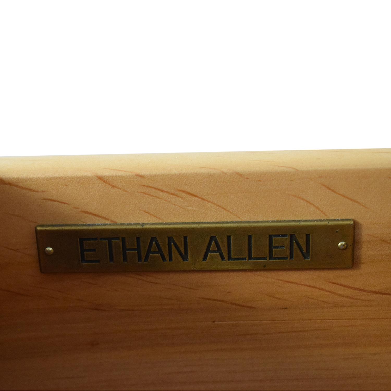 Ethan Allen Ethan Allen Serpentine Nightstand price