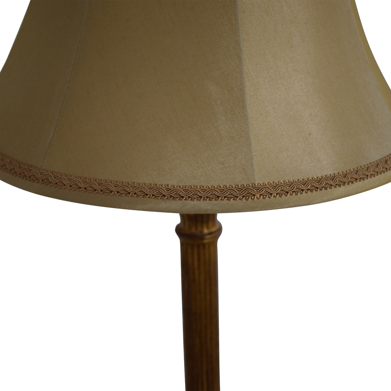 Ethan Allen Ethan Allen Tuscan Column Floor Lamp