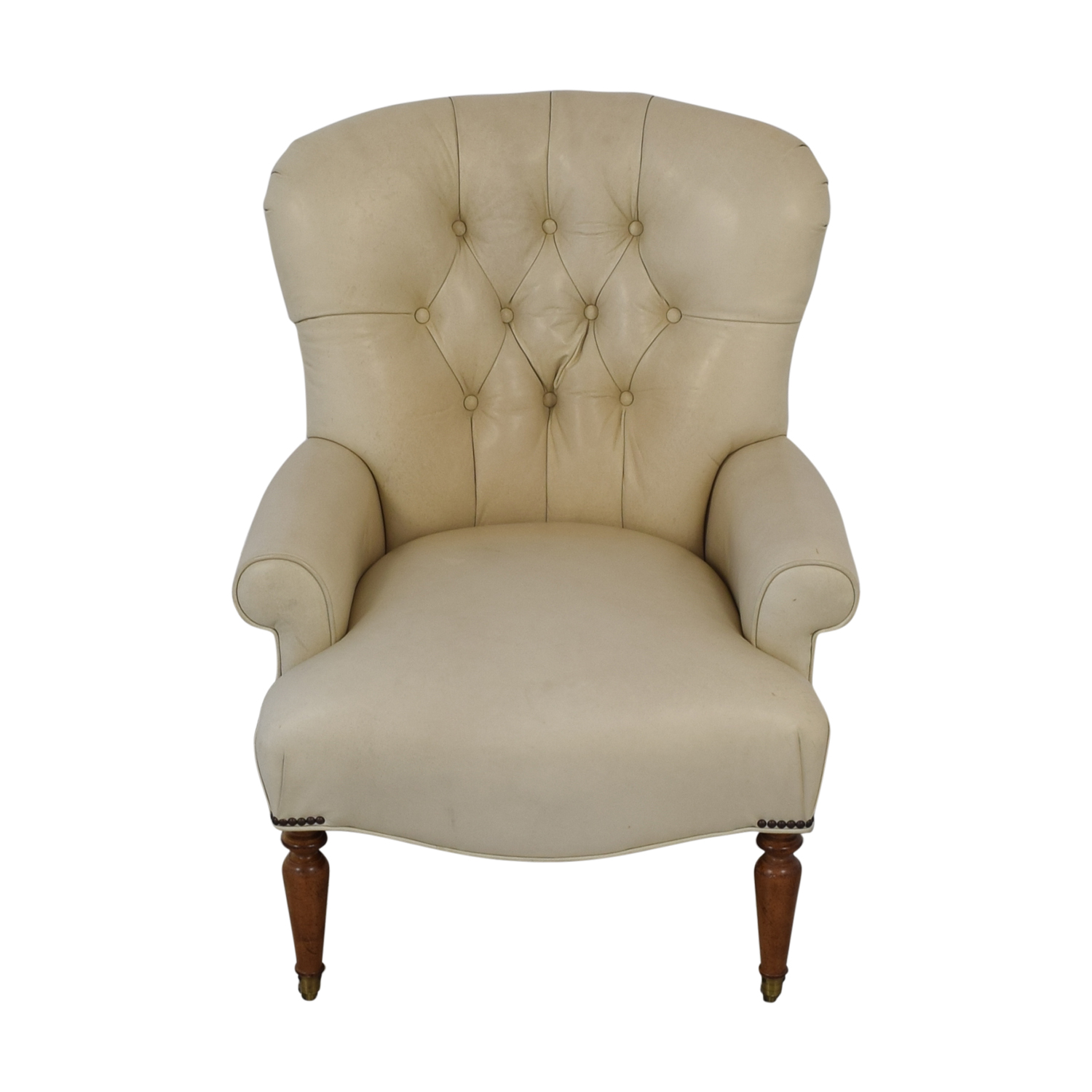 Tufted Accent Chair / Chairs