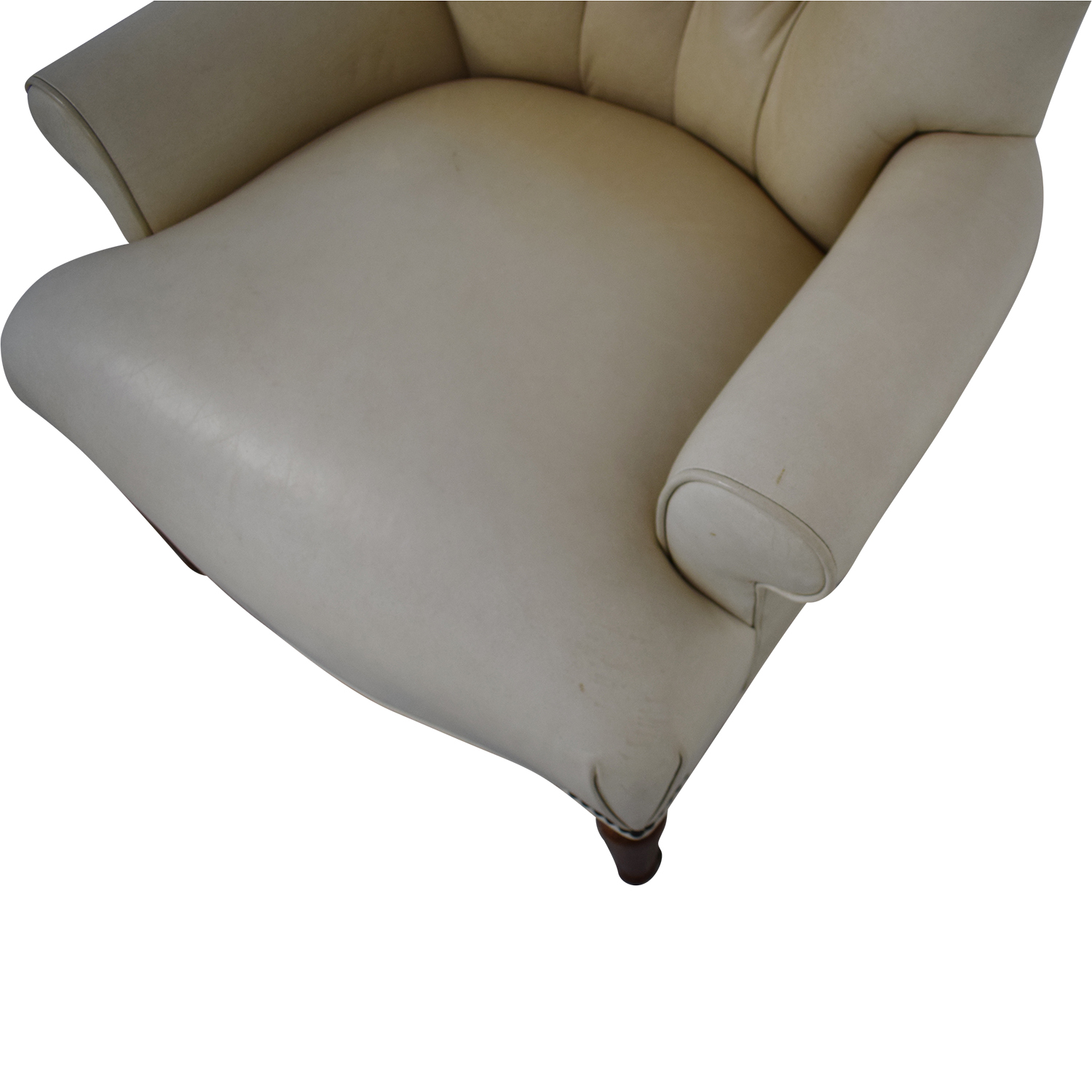 Tufted Accent Chair for sale