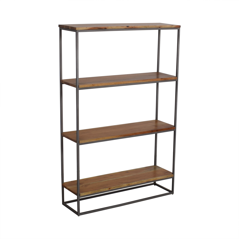 CB2 CB2 Framework Bookcase nyc
