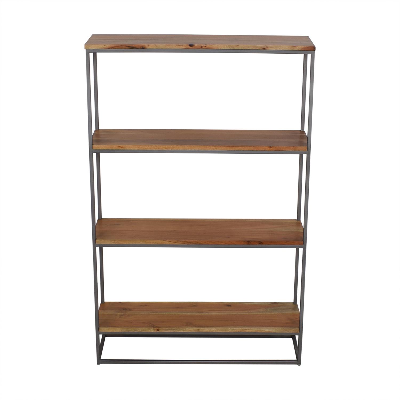 CB2 CB2 Framework Bookcase discount