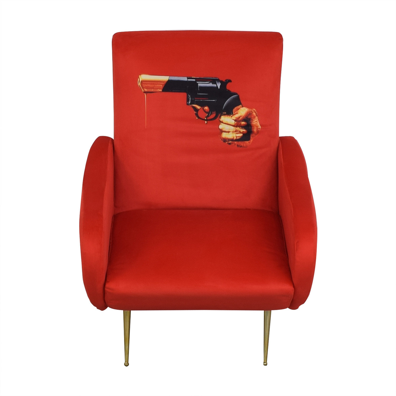 buy Seletti Revolver Armchair Seletti Accent Chairs