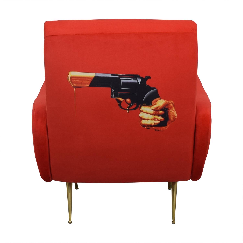 Seletti Seletti Revolver Armchair