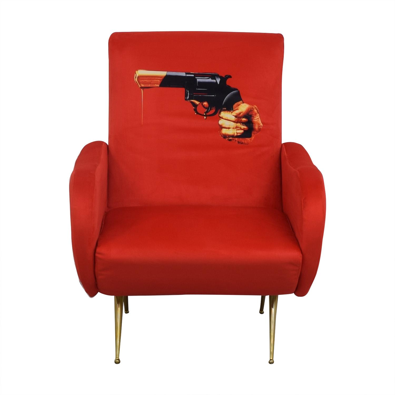 Seletti Seletti Revolver Armchair nj