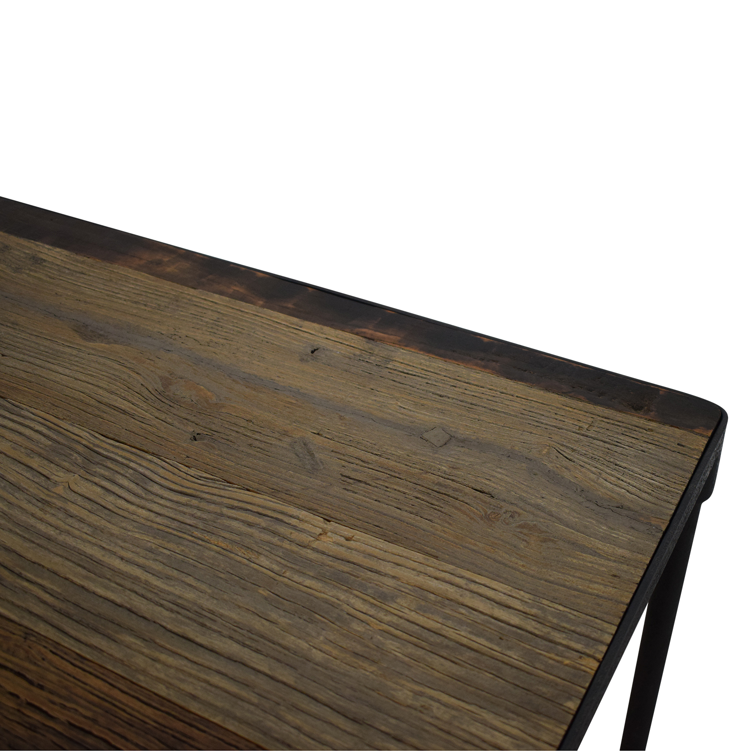 Restoration Hardware Restoration Hardware Dutch Industrial Console Table nj