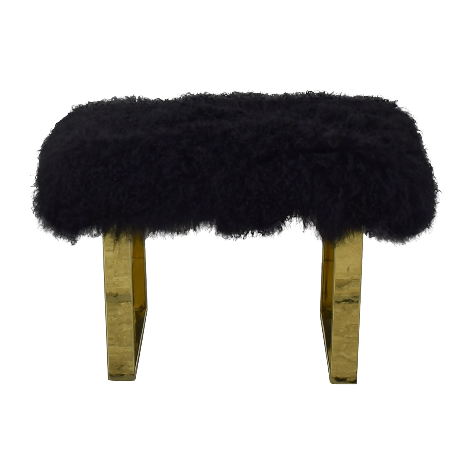 buy Fuzzy Modern Stool