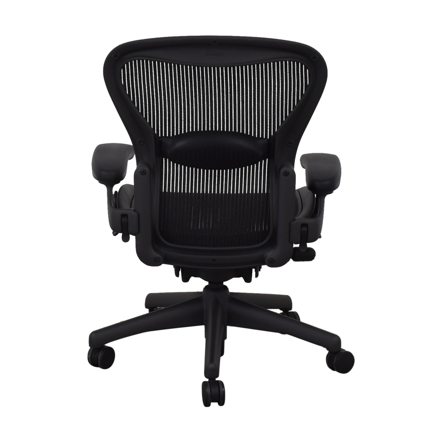 shop Herman Miller Aeron Medium Classic Size B Office Chair Herman Miller Home Office Chairs
