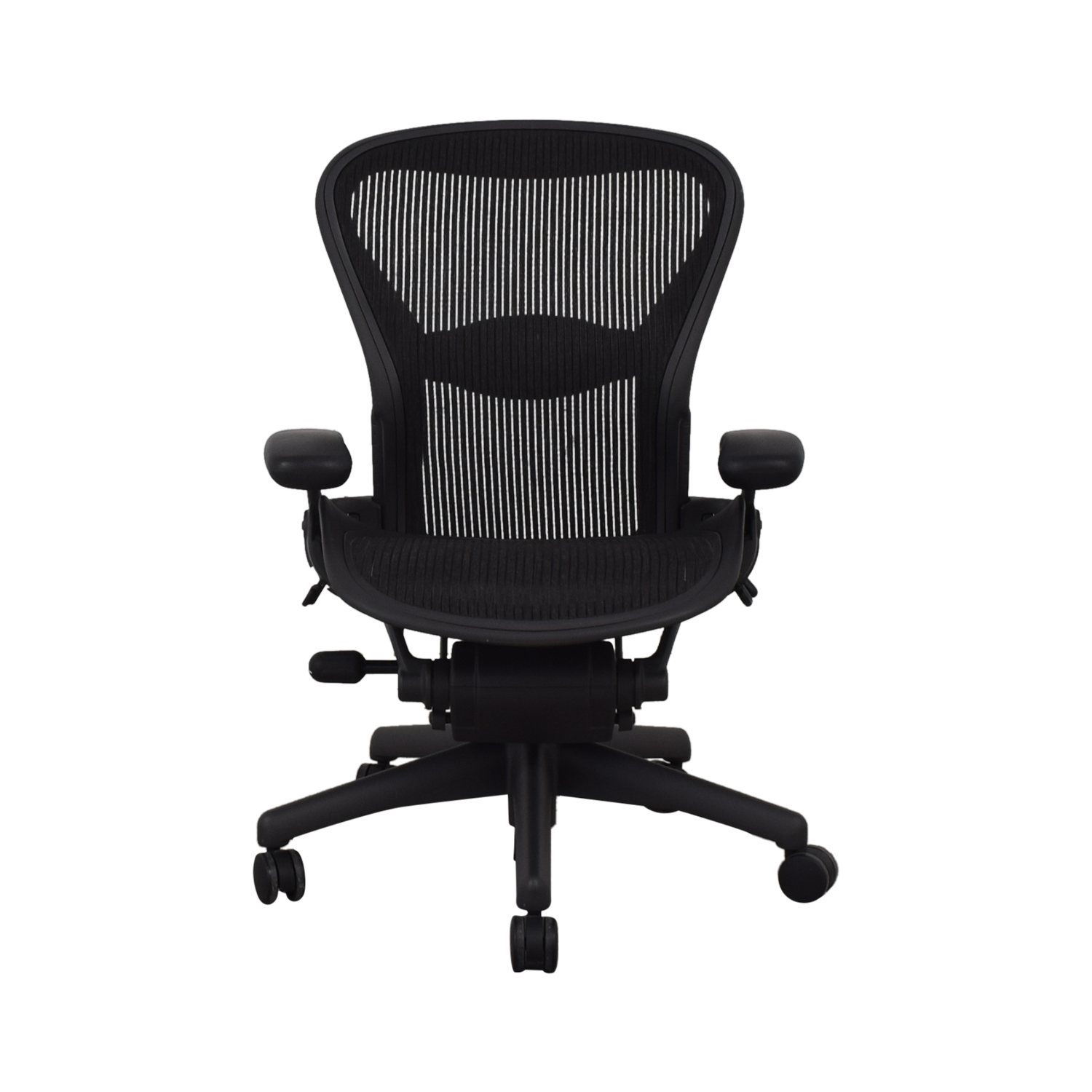 Herman Miller Herman Miller Aeron Medium Classic Size B Office Chair for sale