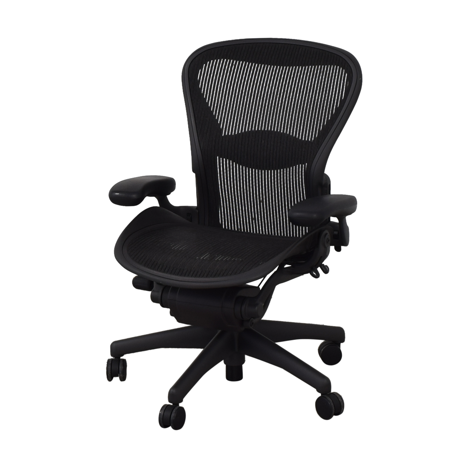 buy Herman Miller Aeron Medium Classic Size B Office Chair Herman Miller Chairs