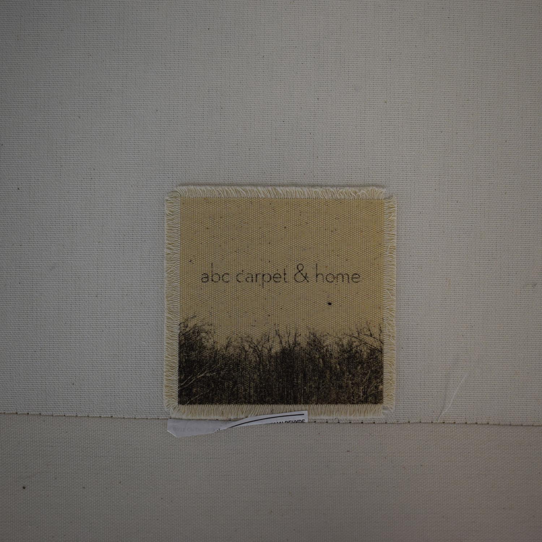 ABC Carpet & Home ABC Carpet & Home Cobble Hill Martha's VIneyard Sectional nyc