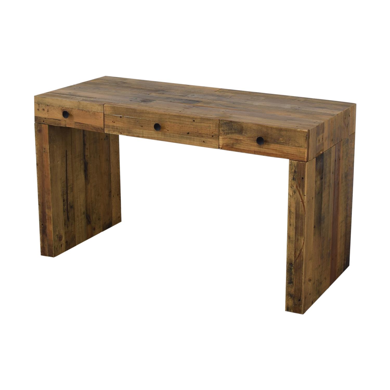West Elm West Elm Emmerson Reclaimed Wood Desk nj