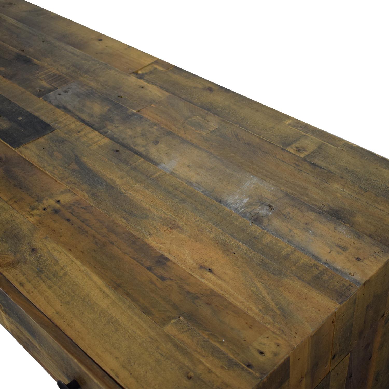 West Elm Emmerson Reclaimed Wood Desk / Tables