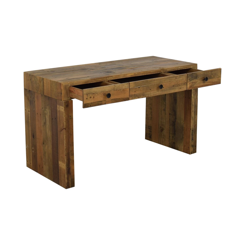 West Elm Emmerson Reclaimed Wood Desk / Home Office Desks
