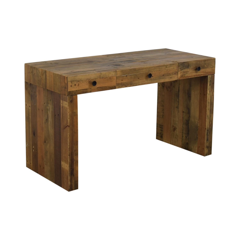 West Elm West Elm Emmerson Reclaimed Wood Desk price