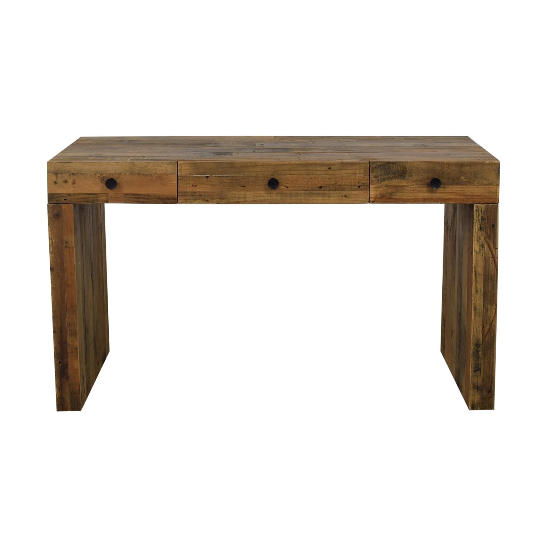 shop West Elm West Elm Emmerson Reclaimed Wood Desk online