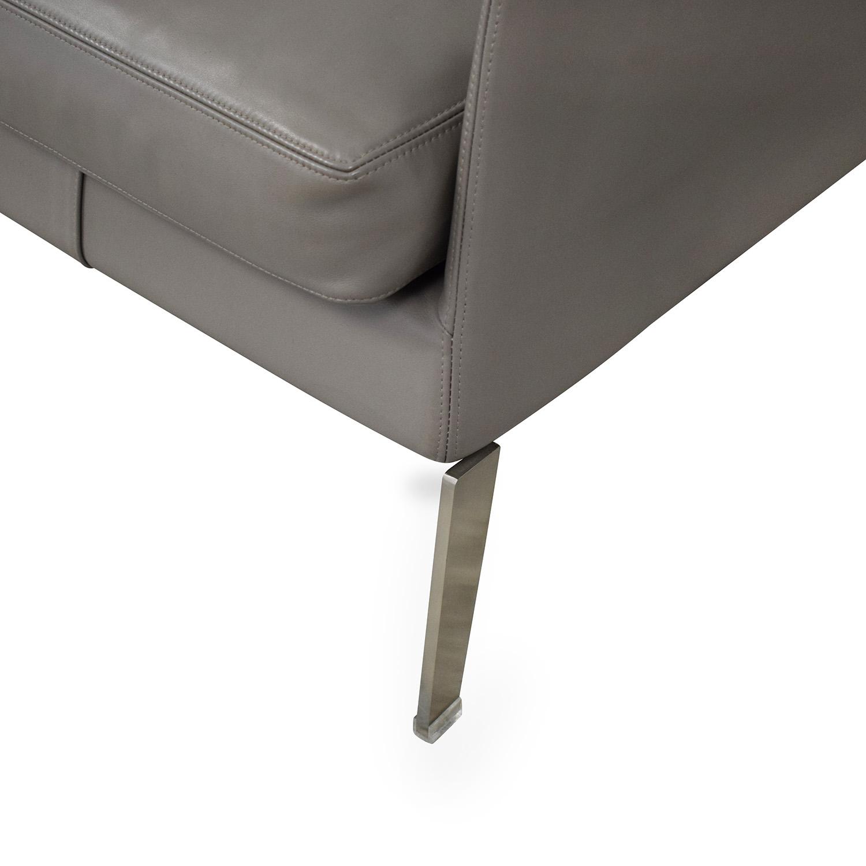 Flexform Flexform Boss Armchair dimensions