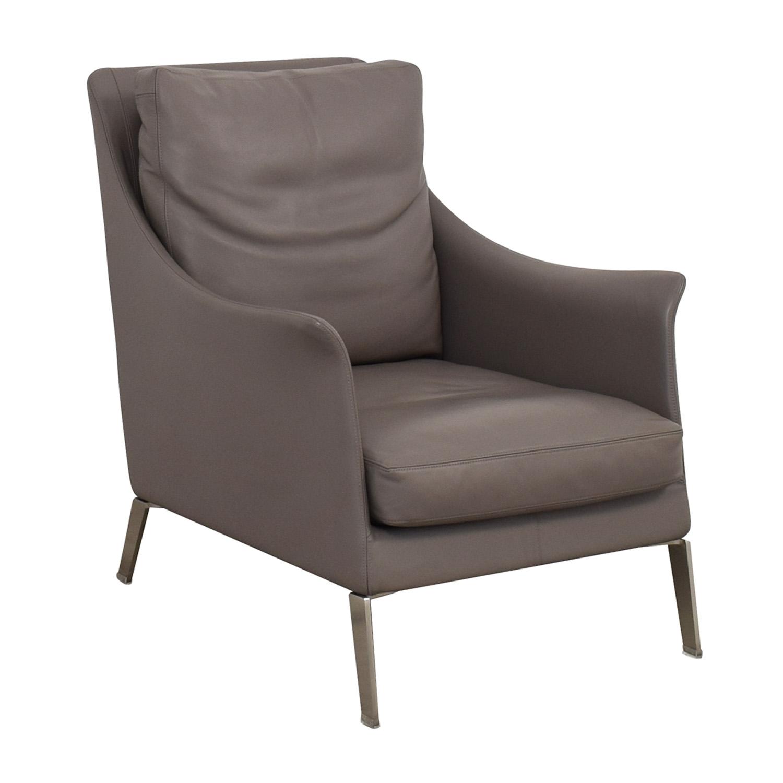 Flexform Flexform Boss Armchair used