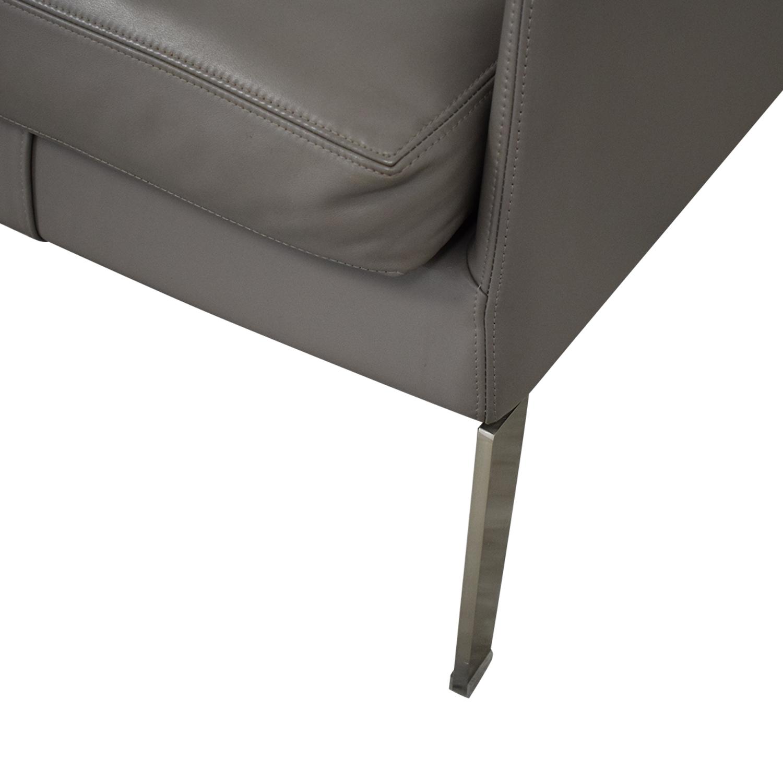 Flexform Flexform Boss Armchair Accent Chairs
