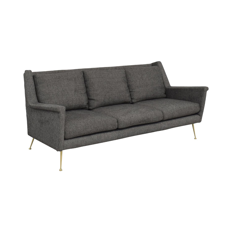 West Elm Carlo Mid Century Sofa / Classic Sofas