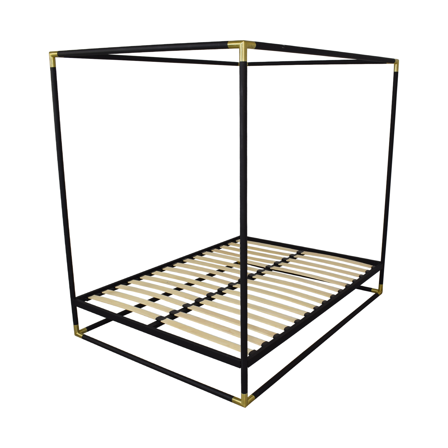 buy CB2 CB2 Frame Canopy Queen Bed online