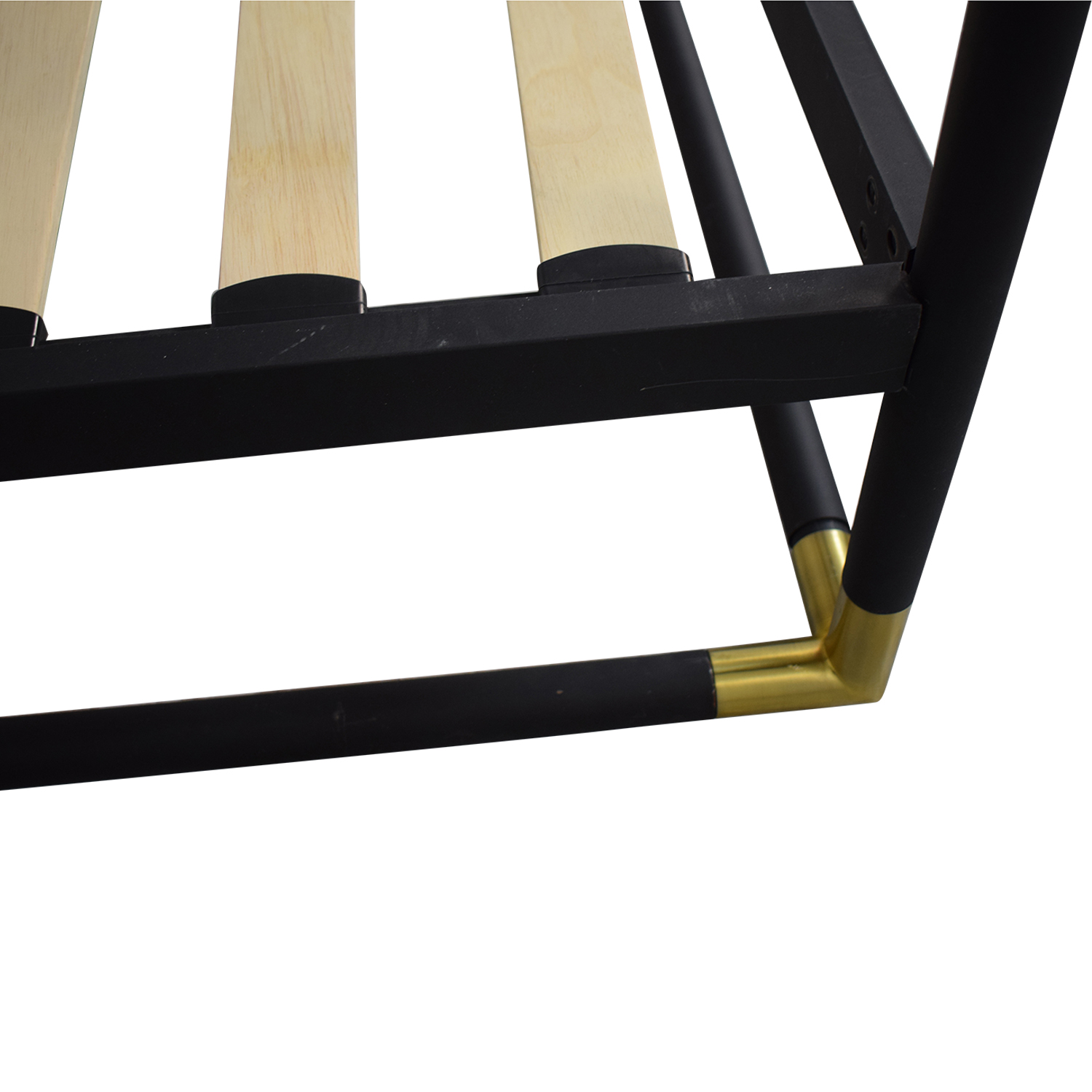 CB2 CB2 Frame Canopy Queen Bed Beds