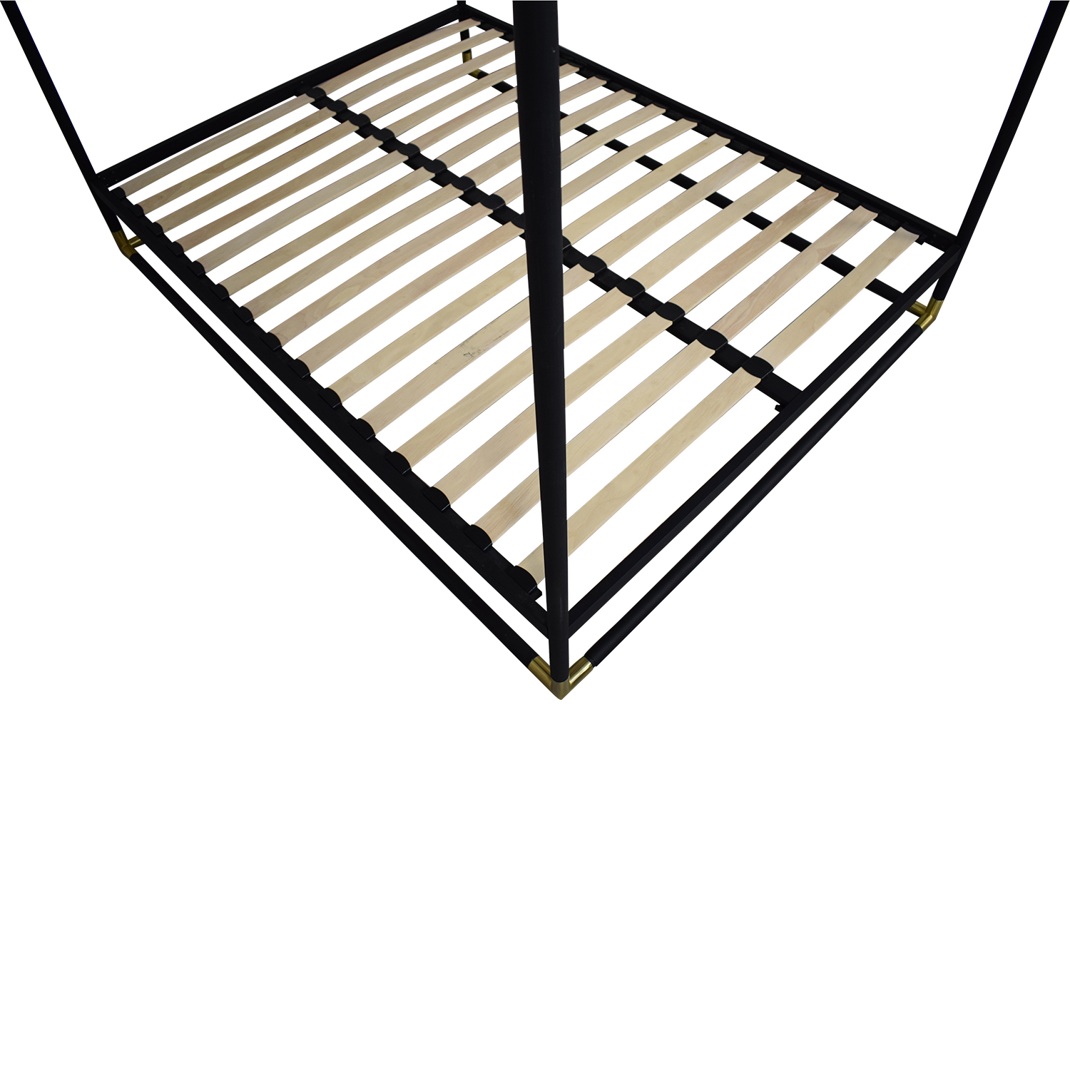 CB2 CB2 Frame Canopy Queen Bed dimensions