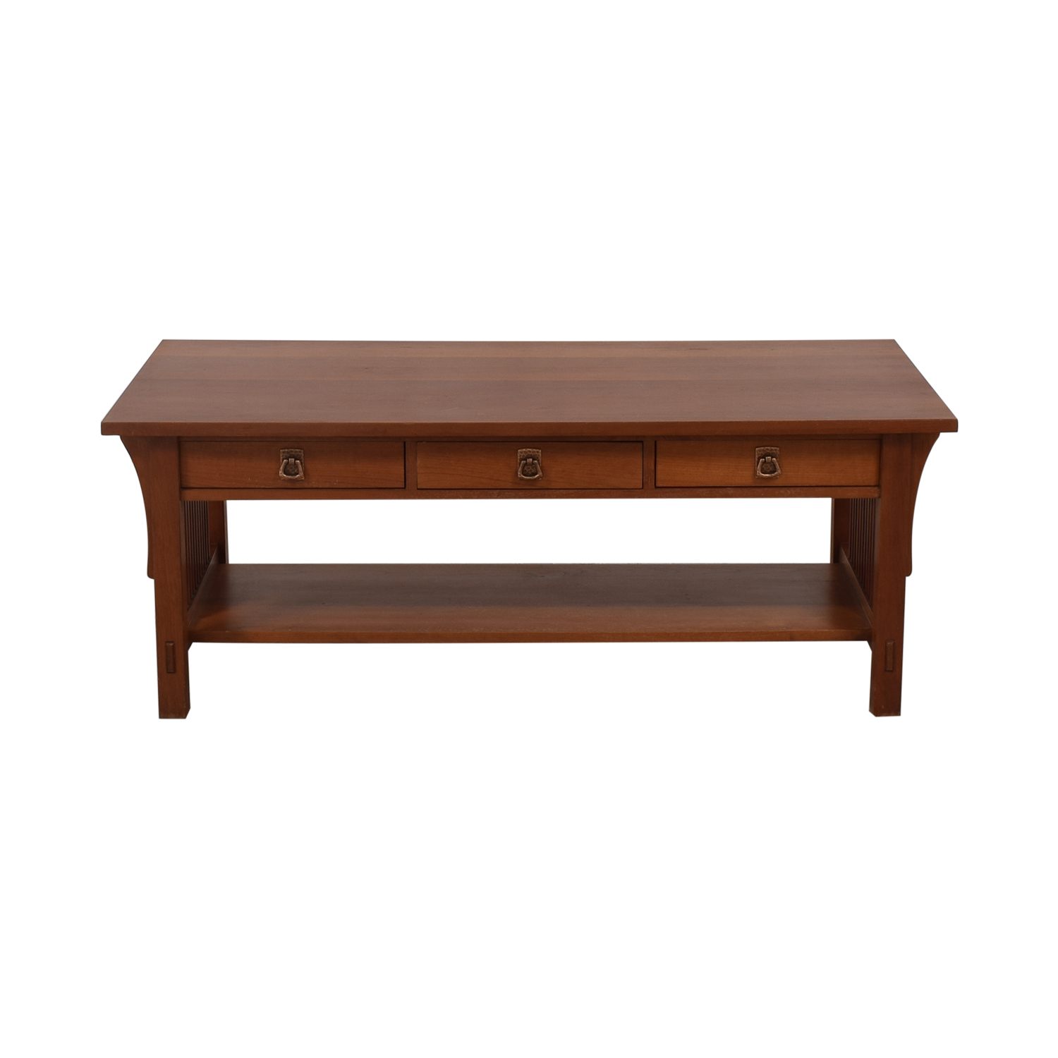 buy Stickley Coffee Table Stickley Furniture Tables