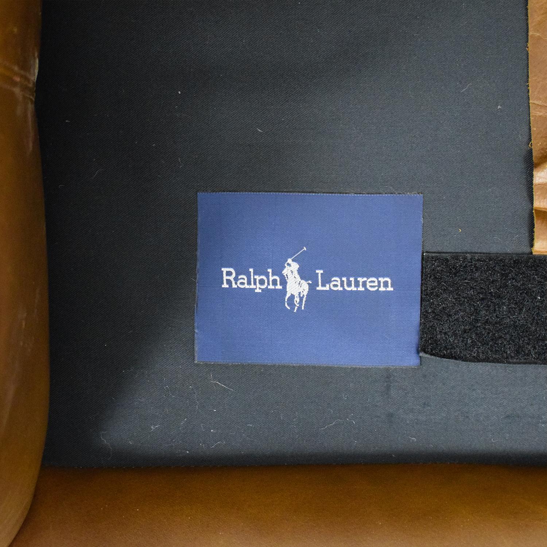 buy Ralph Lauren Writers Chair and Ottoman Ralph Lauren Home
