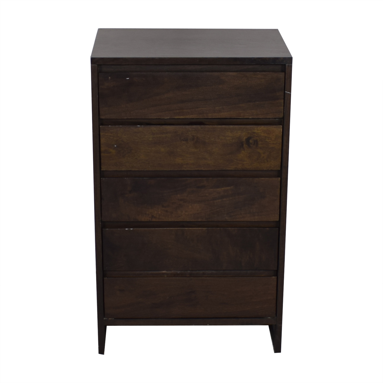 shop CB2 CB2 Five-Drawer Dresser online
