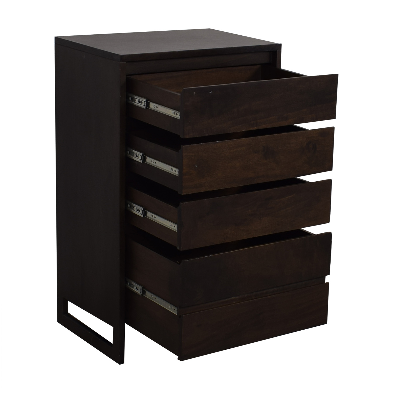 CB2 CB2 Five-Drawer Dresser discount