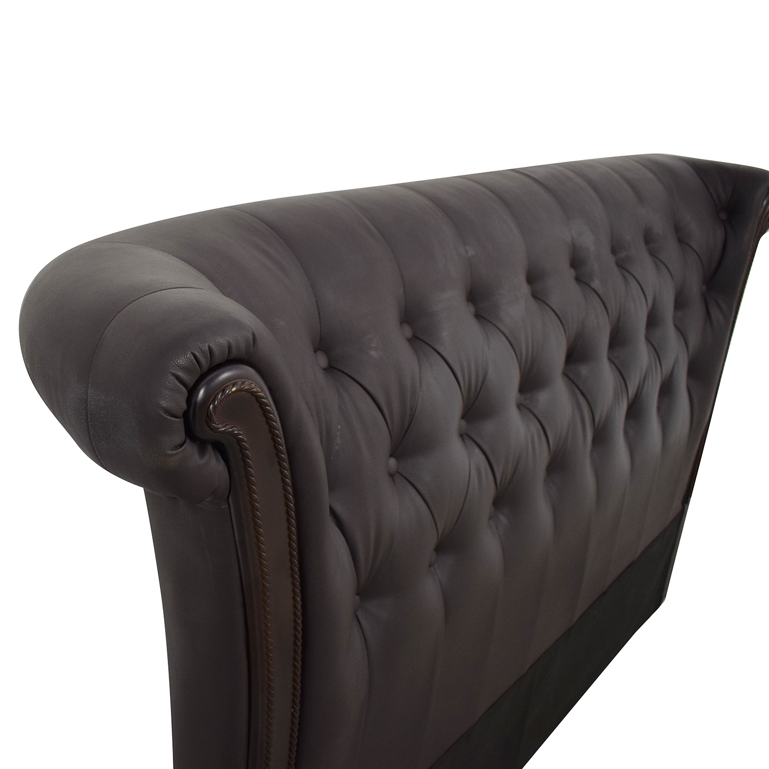 buy Tufted Leather Queen Headboard  Beds