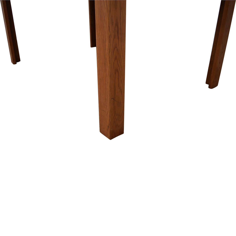 buy Bernhardt Extension Dining Table Bernhardt Tables