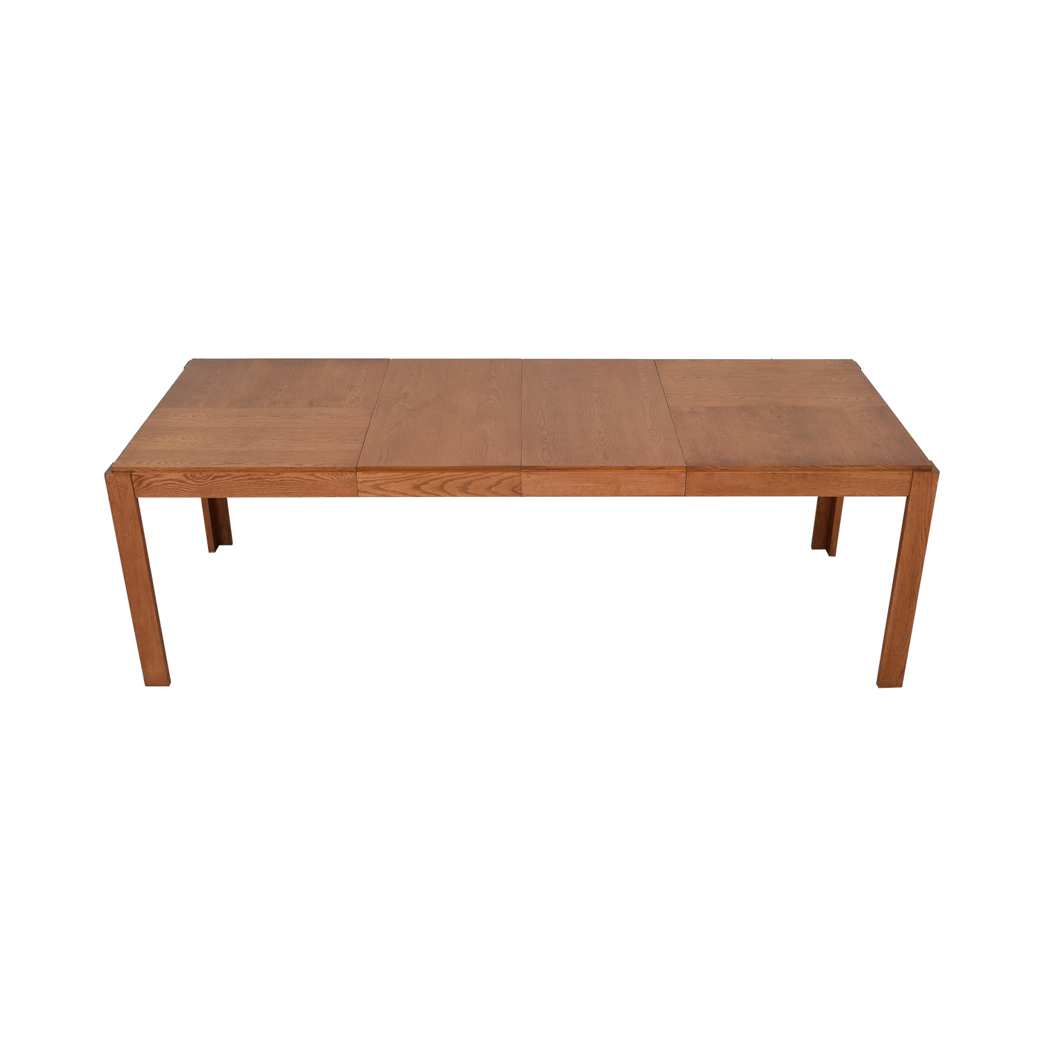Bernhardt Bernhardt Extension Dining Table dimensions