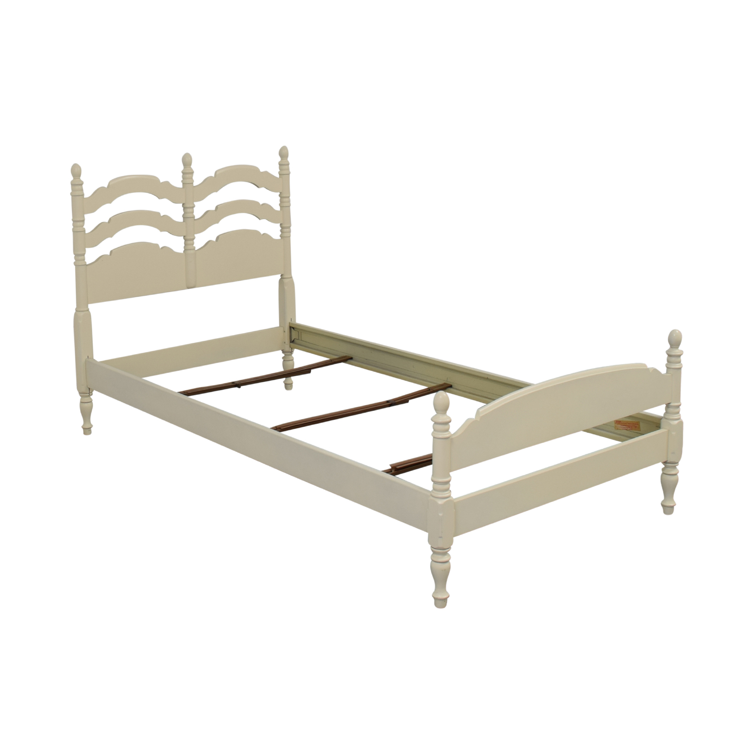 Ethan Allen Twin Bed / Beds
