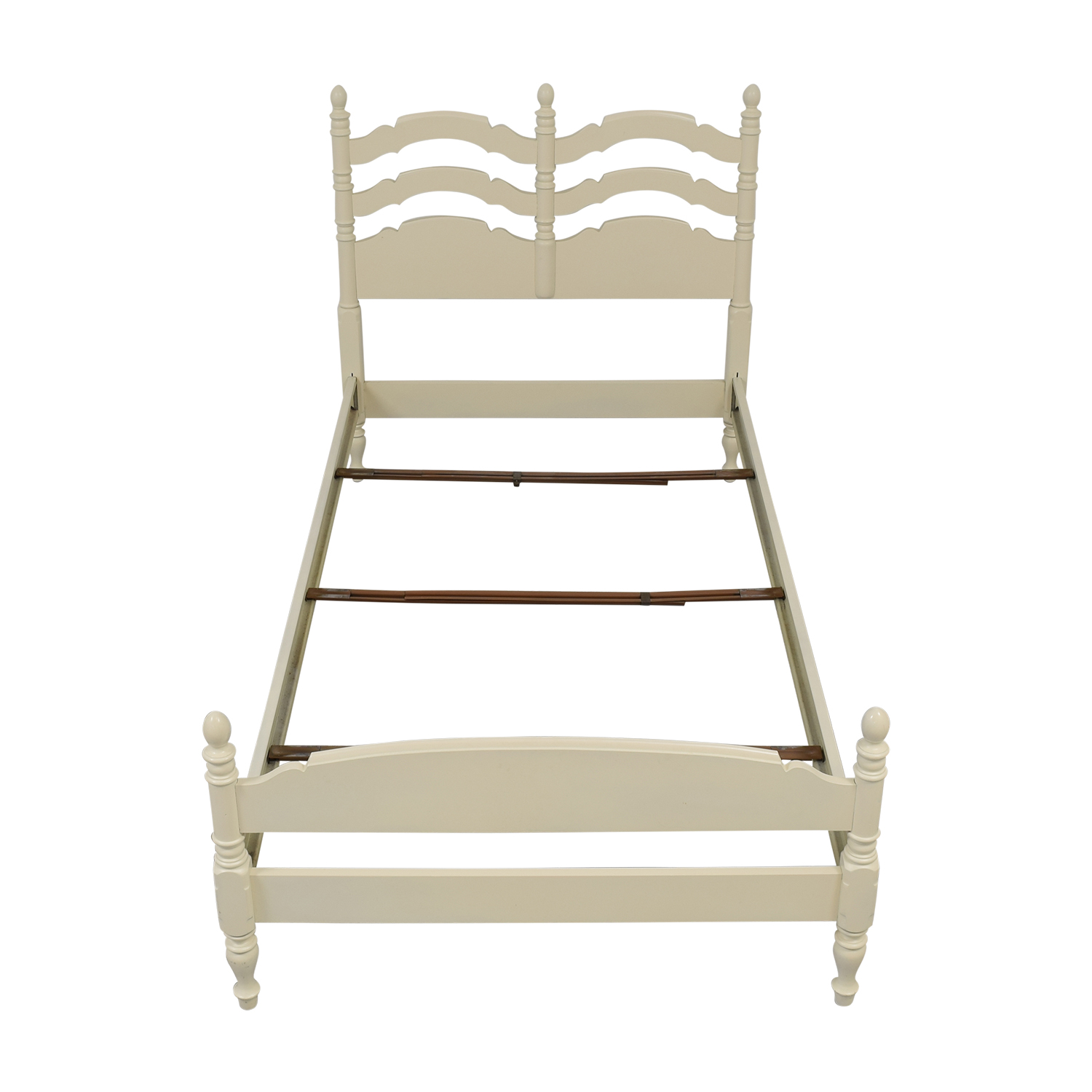 Ethan Allen Twin Bed / Bed Frames