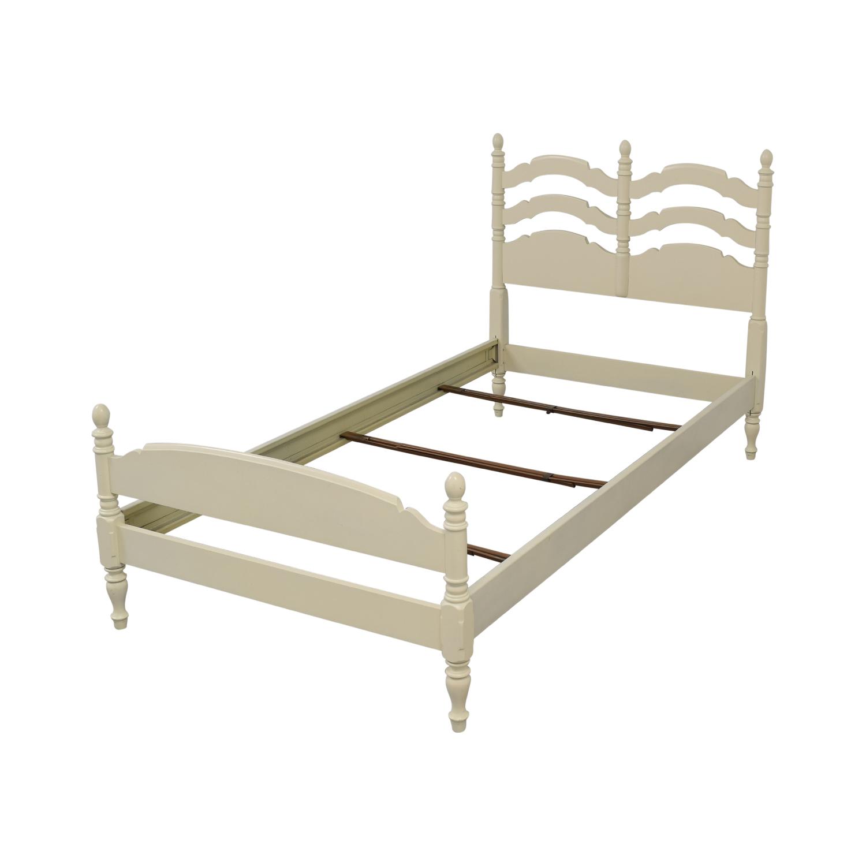 shop Ethan Allen Ethan Allen Twin Bed online