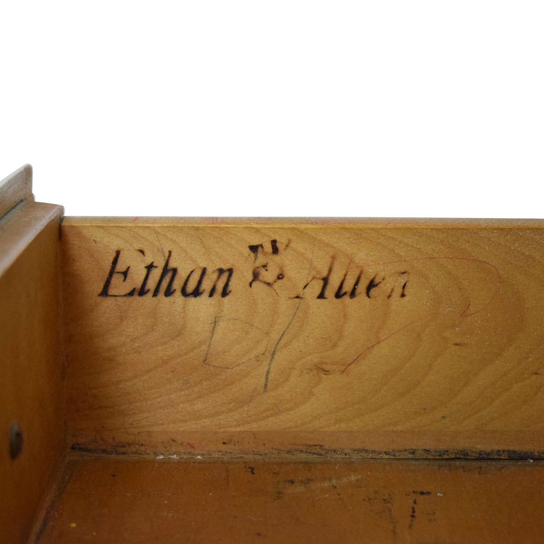 shop Ethan Allen Desk with Hutch Ethan Allen Tables