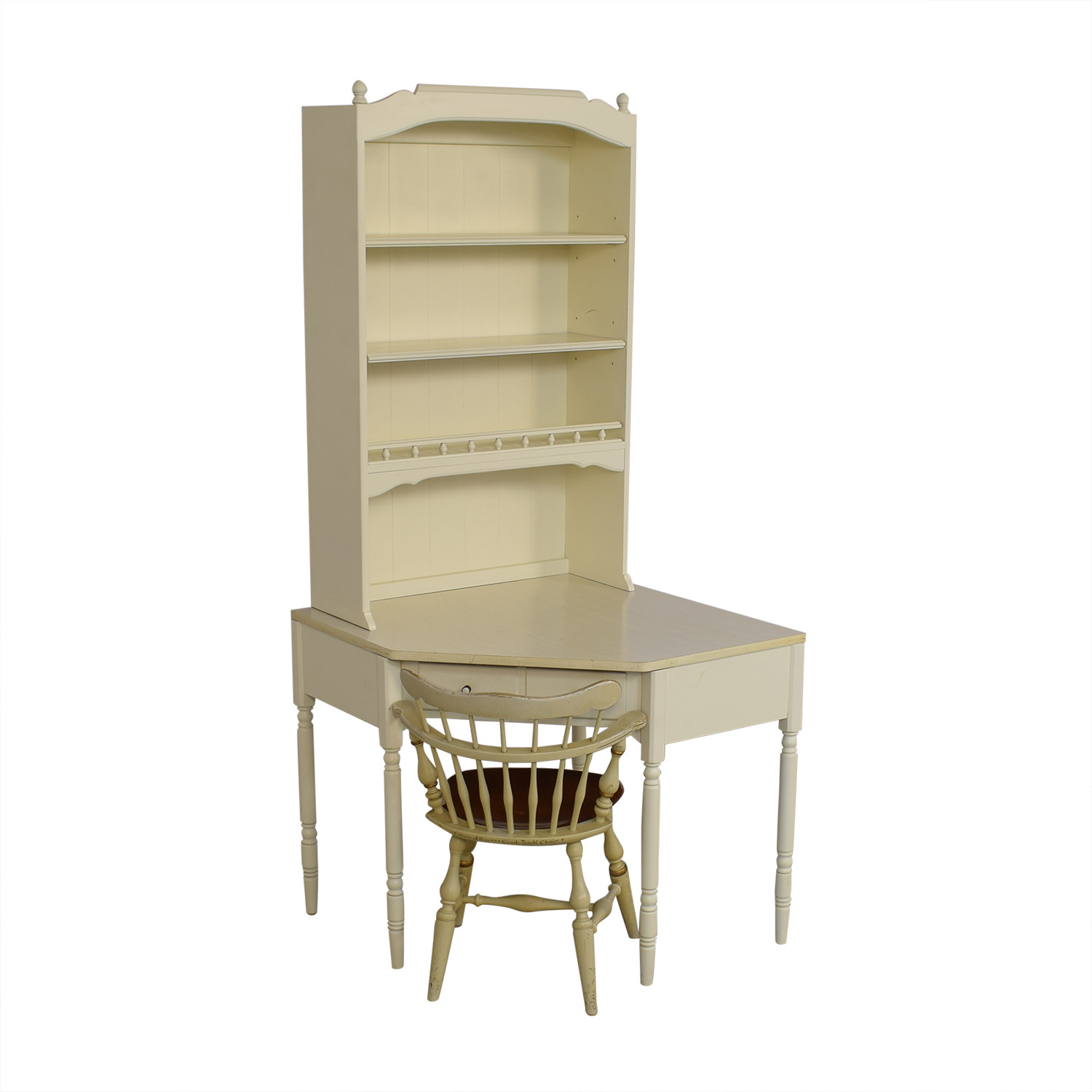 Ethan Allen Ethan Allen Desk with Hutch used