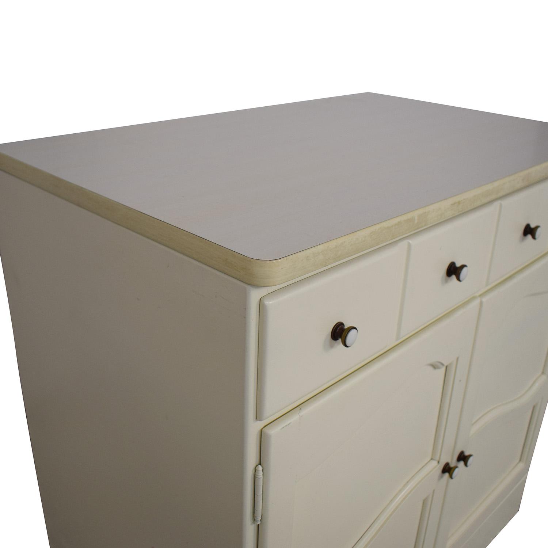 Ethan Allen Ethan Allen Vintage Cabinet Storage