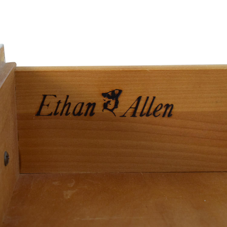 Ethan Allen Ethan Allen Vintage Cabinet dimensions