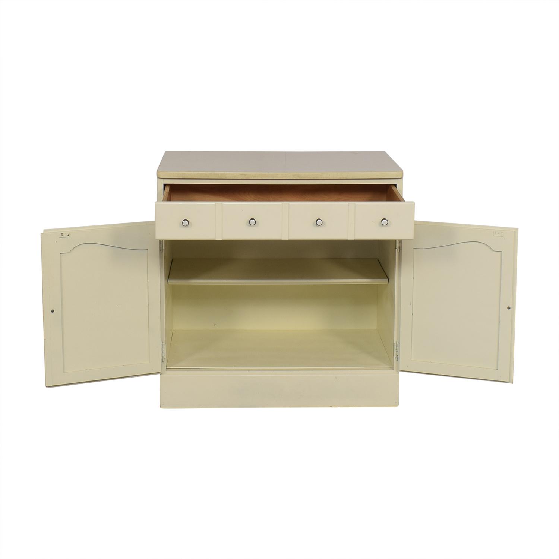 buy Ethan Allen Vintage Cabinet Ethan Allen Storage