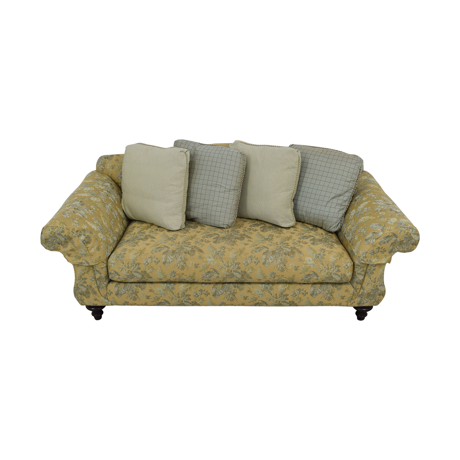 Vanguard Furniture Vanguard Furniture Sofa with Down-Filled Pillows on sale