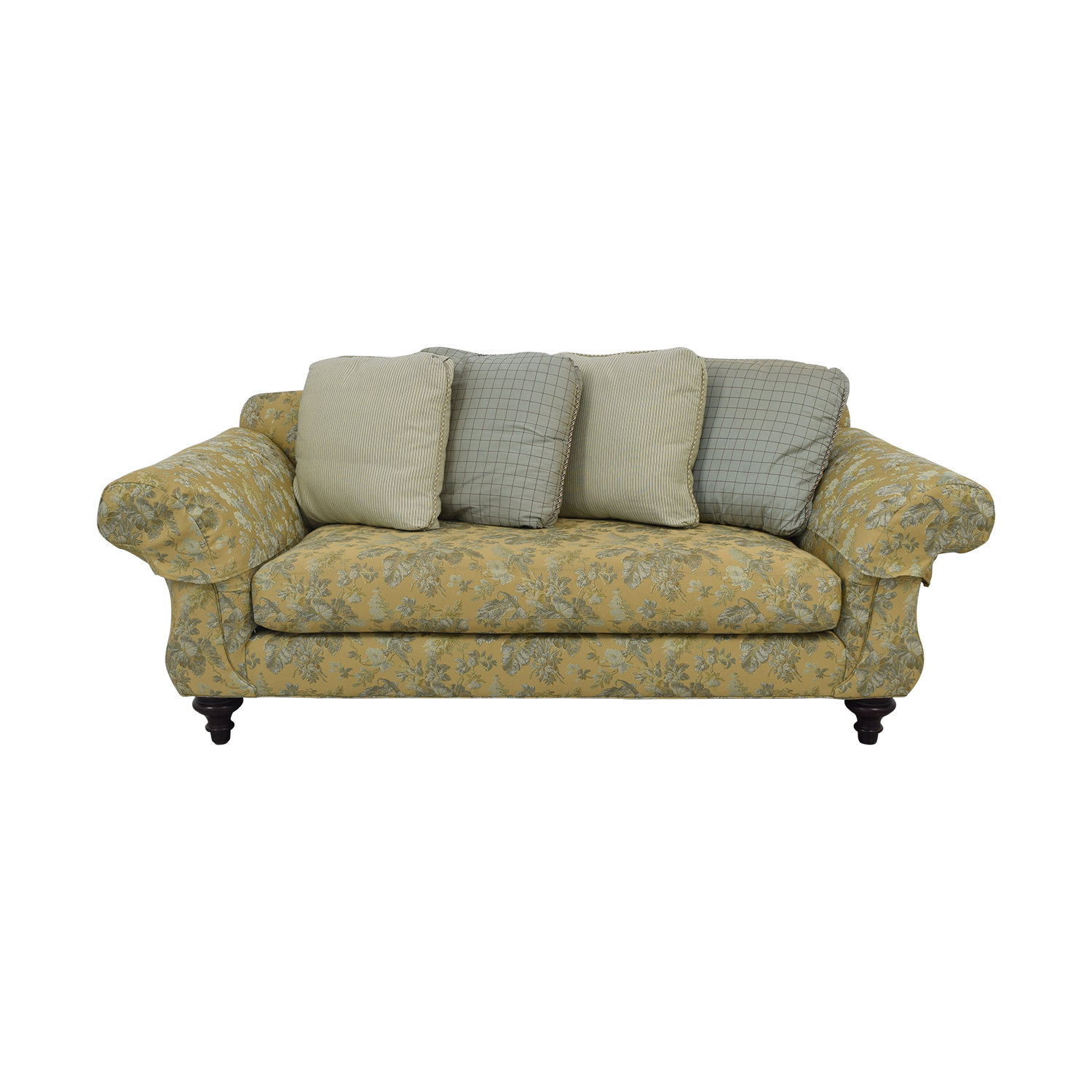 shop Vanguard Furniture Vanguard Furniture Sofa with Down-Filled Pillows online